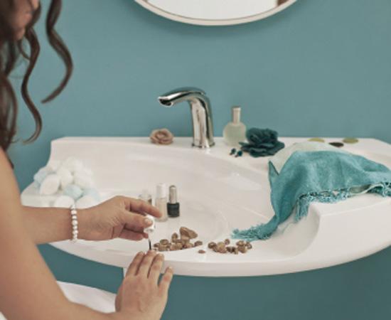 Doble función en el baño